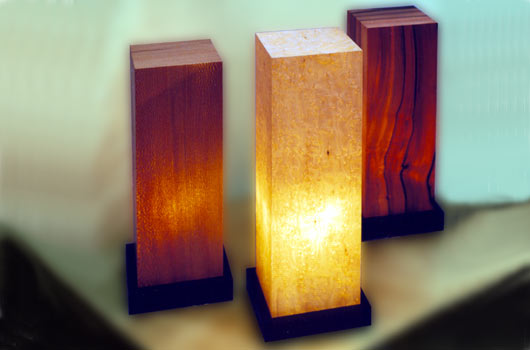 glimmering wood &copy collection 2004